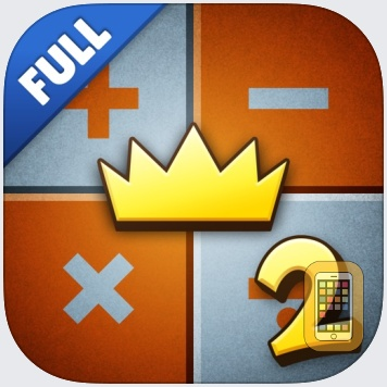 King of Math 2: Full Game by Oddrobo Software AB (Universal)