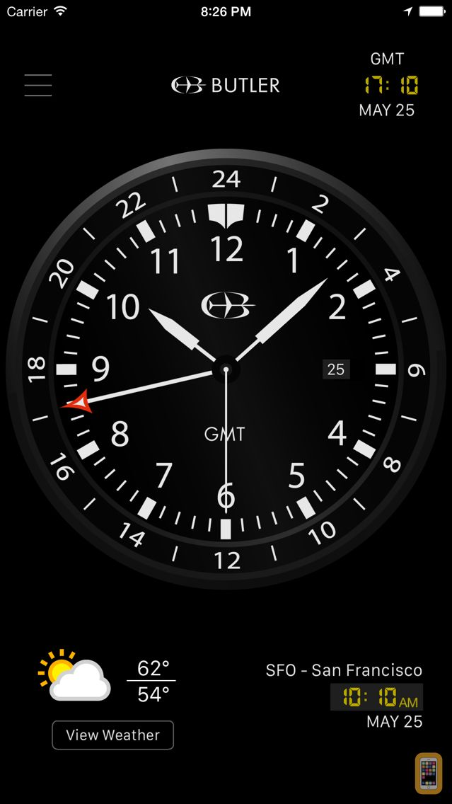 Screenshot - Time Flies - Butler Watch Company