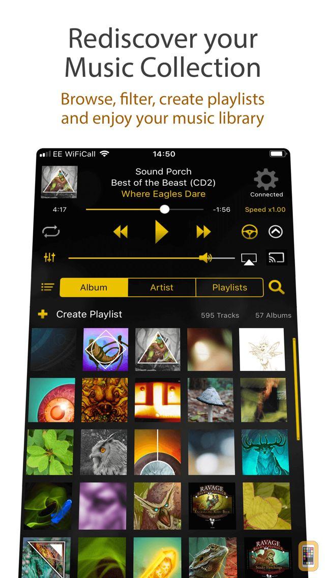 Screenshot - MusicStreamer