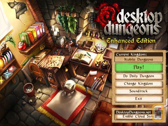 Screenshot - Desktop Dungeons