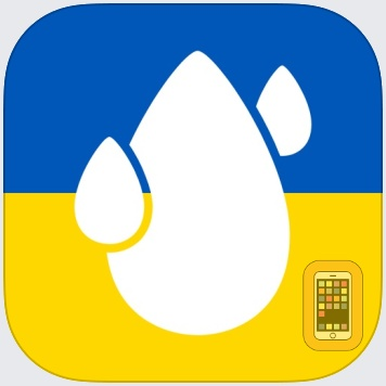 RainViewer: Weather Radar by Oleksii Schastlyvyi (Universal)