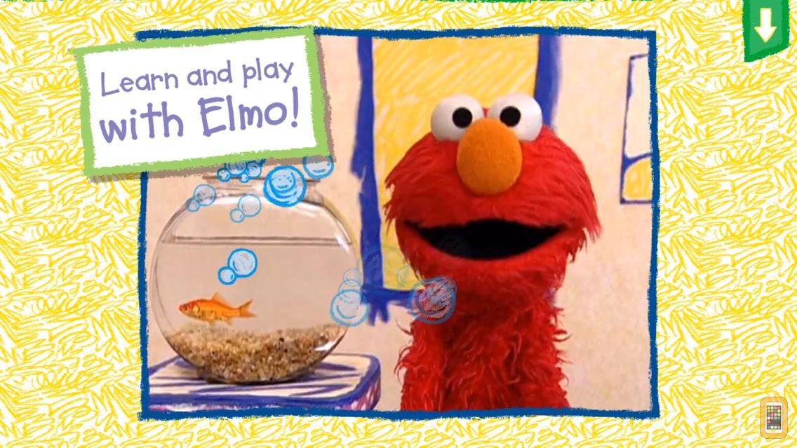 Screenshot - Elmo's World And You