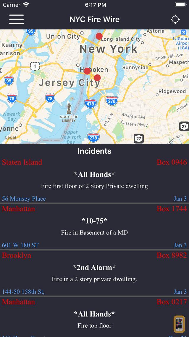 Screenshot - NYC Fire Wire