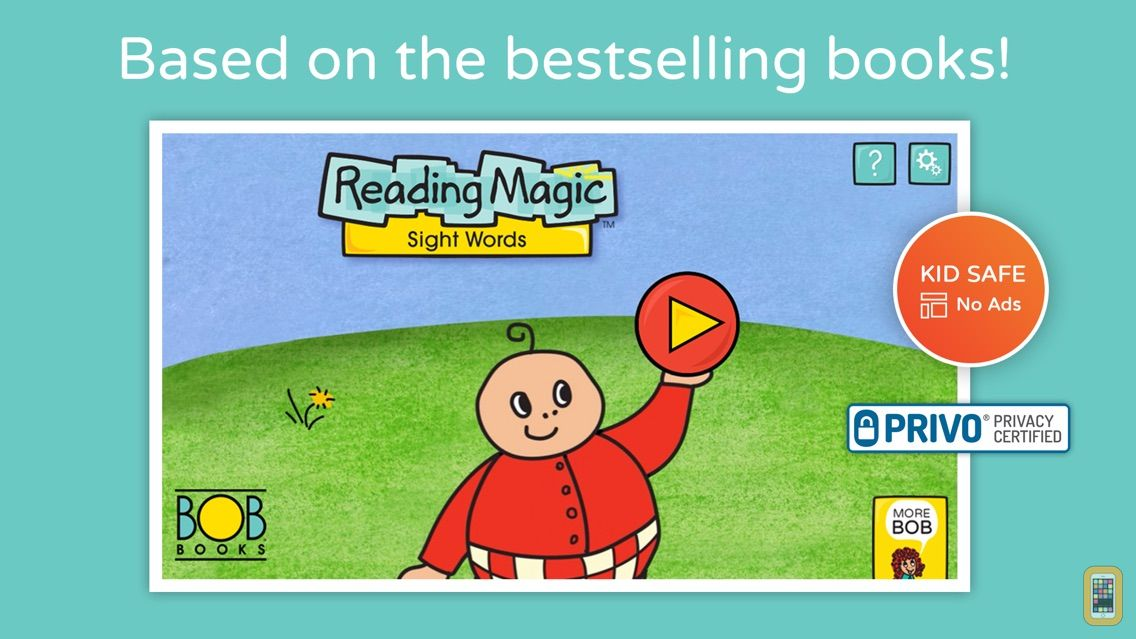 Screenshot - Bob Books Reading Sight Words