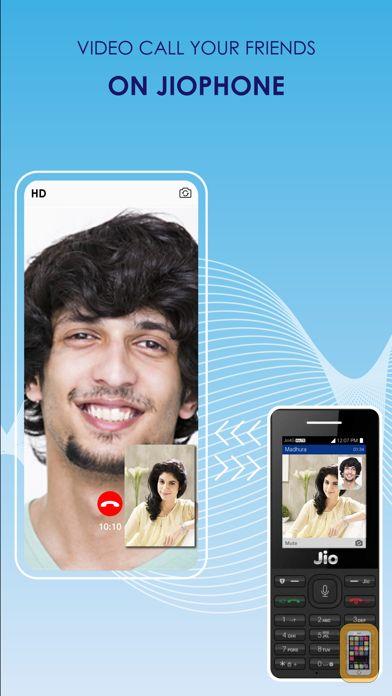 Screenshot - JioChat Video Messenger