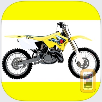 Jetting for Suzuki RM two strokes motocross, SX, MX or supercross, off-road race bikes - Setup carburetor without repair manual by ISEnet (Universal)