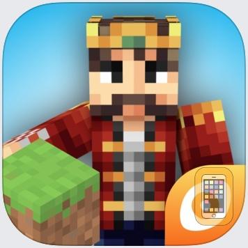Skin Creator PE for Minecraft by Seejaykay LLC (Universal)