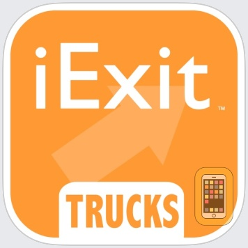 iExit Trucks: The Trucker's Highway Exit Guide by Metrocket, LLC (Universal)