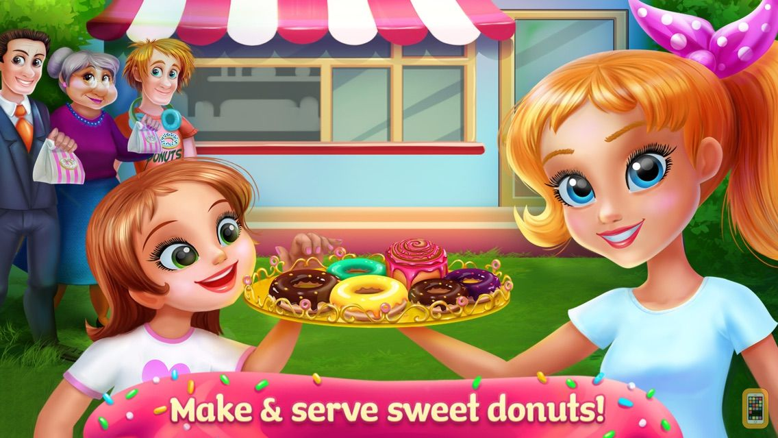 Screenshot - My Sweet Bakery - Delicious Donuts