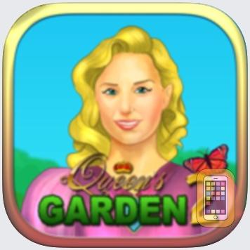 Queen's Garden 2 - A Gardening Match 3 Game (Full) by Seven Sails Comunicacao e Desenvolvimento Ltda. (Universal)