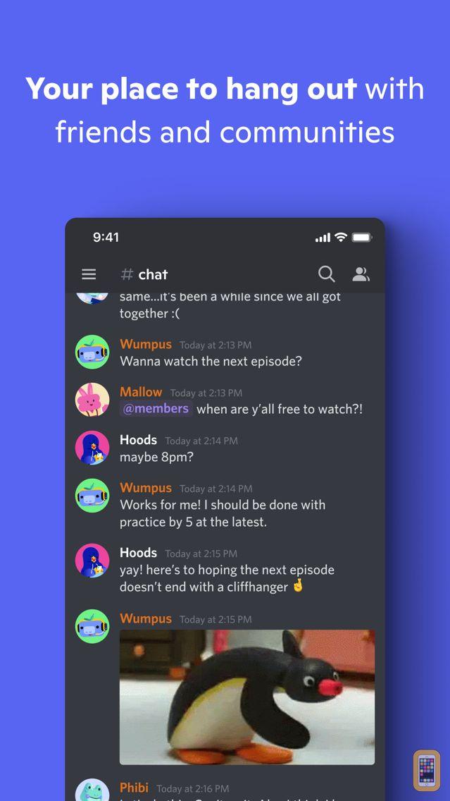 Screenshot - Discord