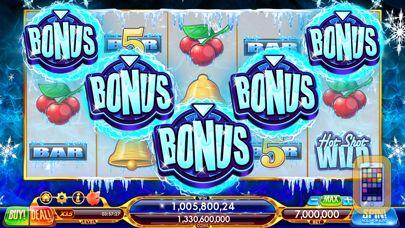 Screenshot - Hot Shot Casino - Vegas Slots