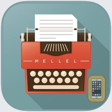 Mellel by RedleX (iPad)