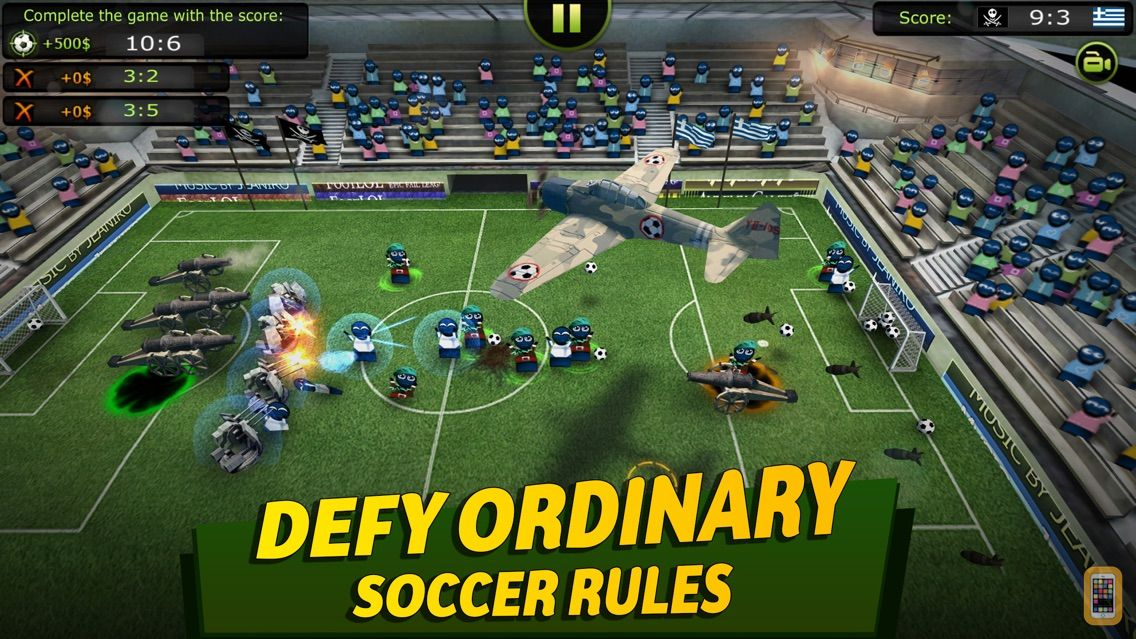 Screenshot - FootLOL - Crazy Soccer