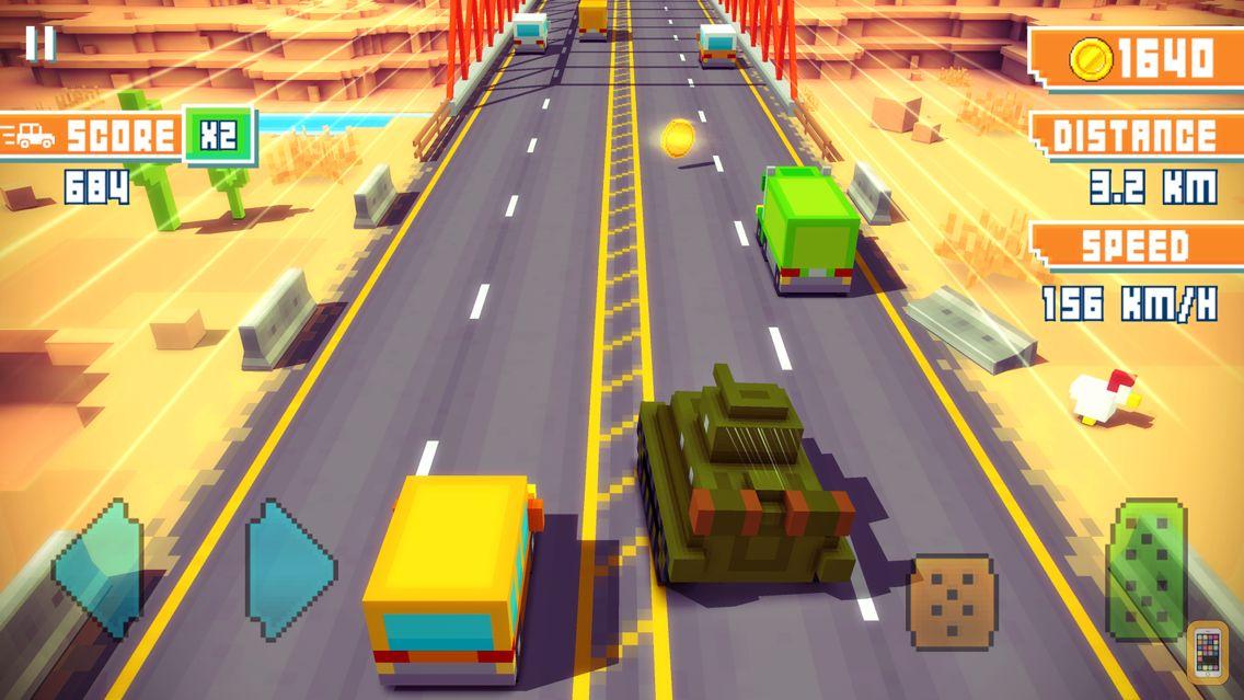 Screenshot - Blocky Highway