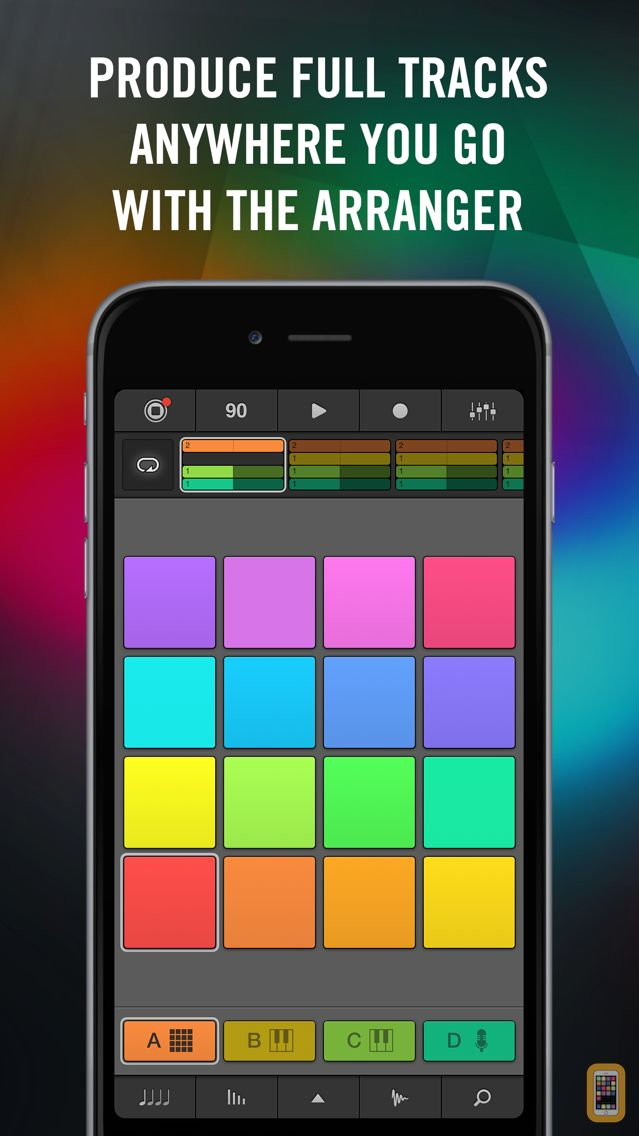 Screenshot - iMaschine 2