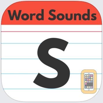 Word Sounds / Phonemes by Teach Speech Apps, LLC (iPad)
