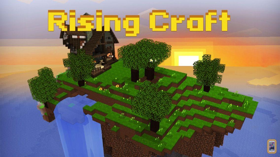 Screenshot - Rising Craft - A Game for Sandbox Building