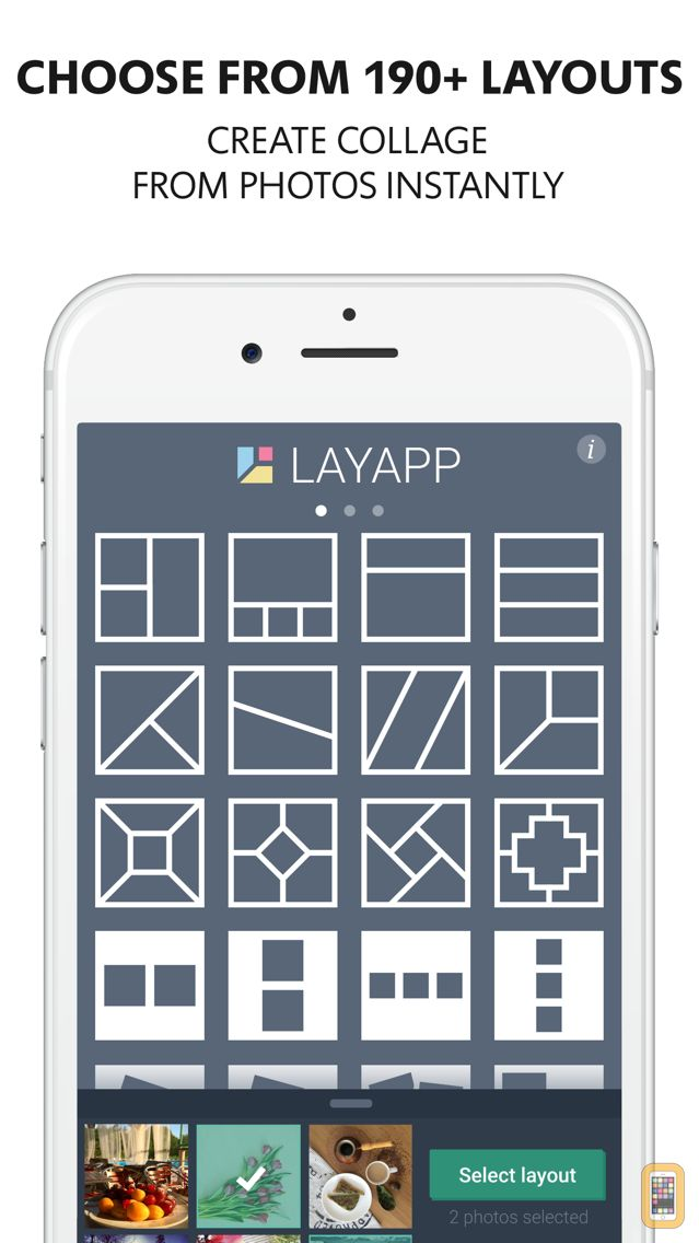 Screenshot - Layapp Pro – Collage Maker