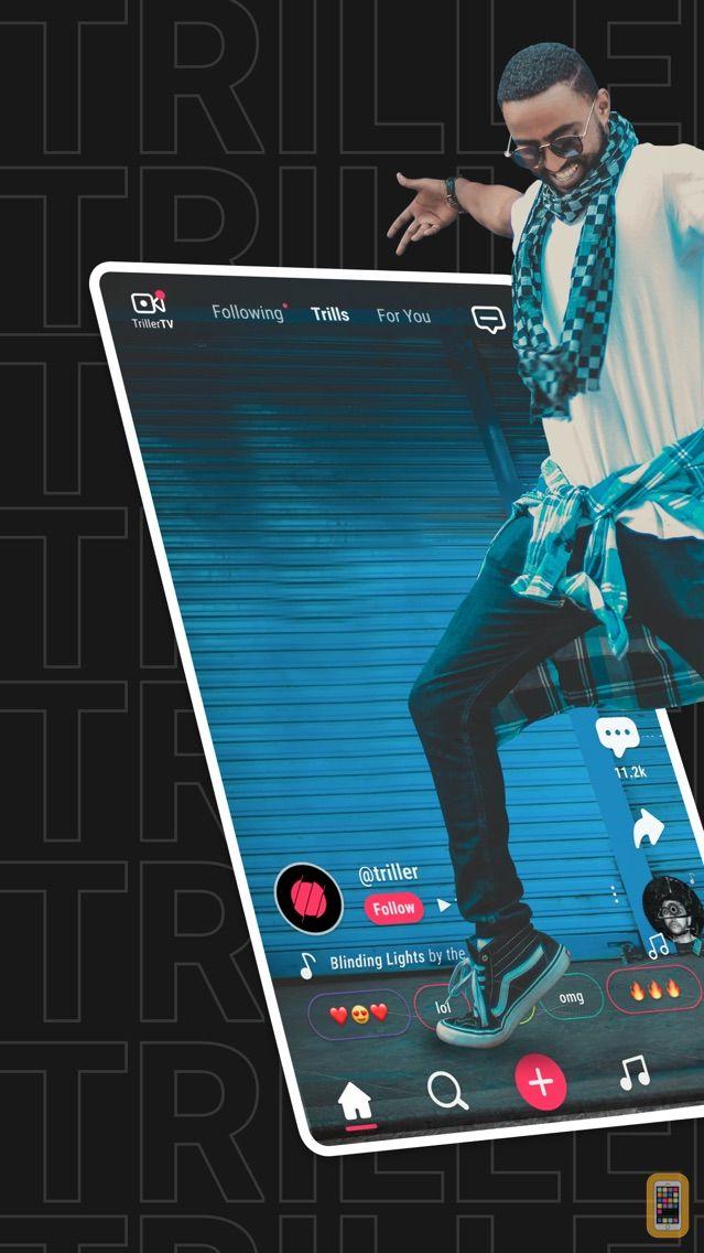 Screenshot - Triller: Social Video Platform