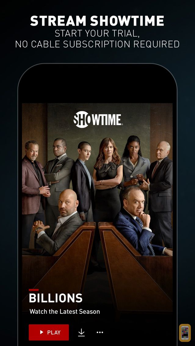 Screenshot - SHOWTIME: TV, Movies and More