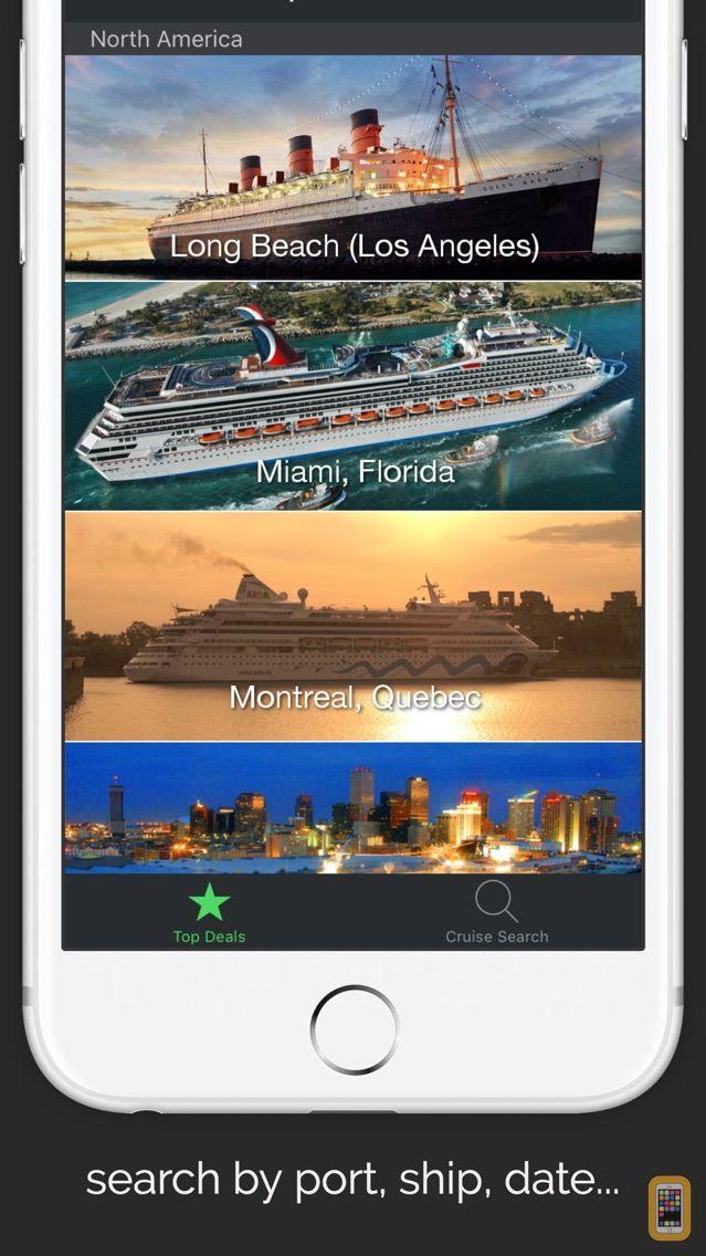 Screenshot - Cruise Deals - Cheap Cruises