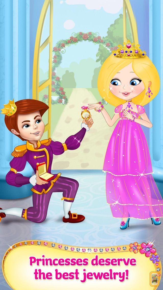 Screenshot - Princess Jewelry Shop - Fashion Bling!