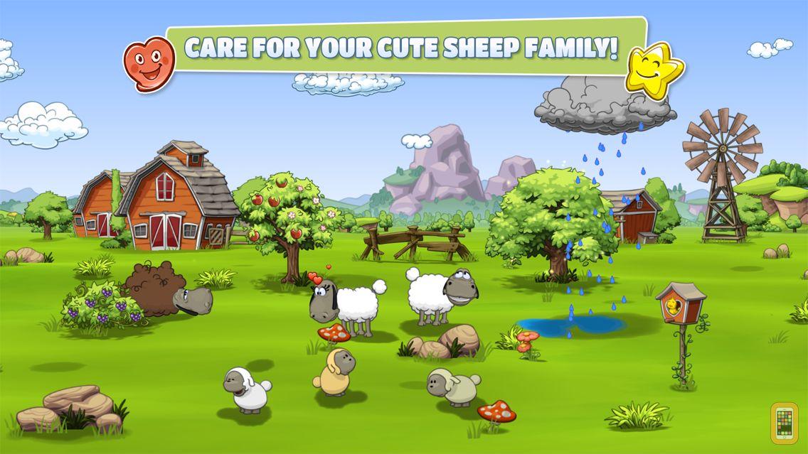 Screenshot - Clouds & Sheep 2 Premium