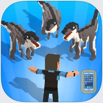 Jurassic Hopper by Wizard Games Inc (Universal)