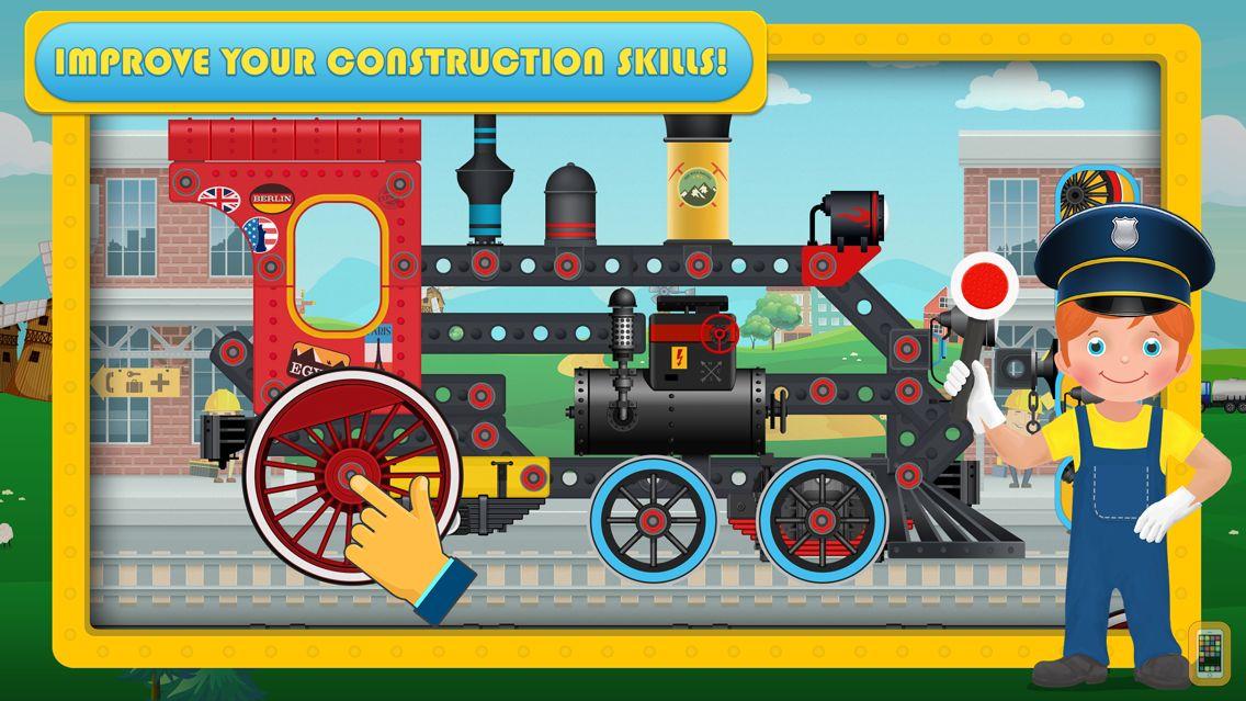Screenshot - Train Game for Learning Car